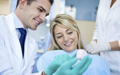Les visites chez votre chirurgien-dentiste habituel